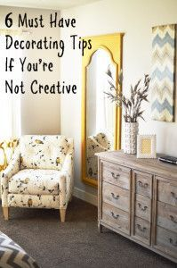 6 Must have decorating tips if you're not creative