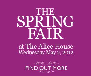 Swing by The Alice House, 53-55 Salusbury Road, Queens Park NW6 6NJ. 9:30-2:30pm on Wed 2 May as West London Mums have put on a Spring Fair Extravaganza! Come & see me with Stella & Dot & other businesses that are normally online as well as local cottage industries. Mums can also enjoy onsite manicures or treatments from the many practitioners present. Fun times!  Entrance: £2 in aid of Great Ormond Street Hospital. There will also be great raffle prizes on offer with all proceeds going to…