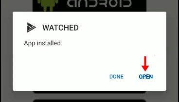 WATCHED APK Download | How To Install WATCHED APK On Android Devices (Phone/Tablet)