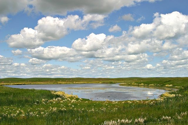 Scenic North Dakota