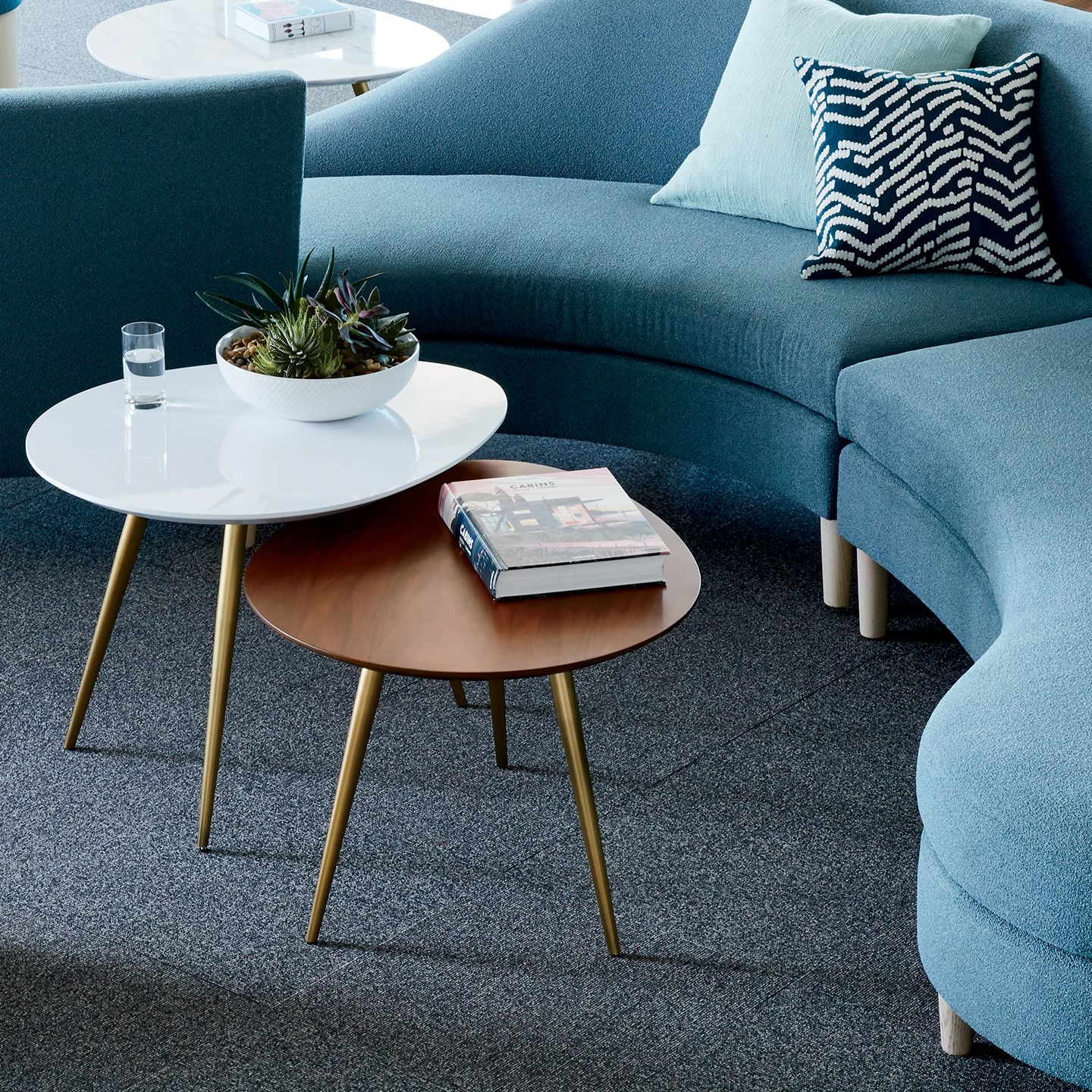 Lily Pad Coffee Table West Elm Workspace Furniture