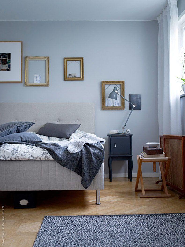 23 sovrum fr n ikea som vi verkligen vill sova i sovrum interi rer och inredning. Black Bedroom Furniture Sets. Home Design Ideas