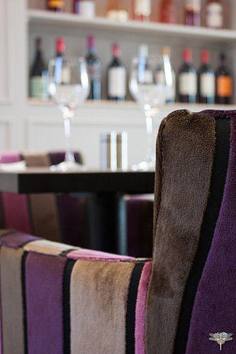 Aménagement et décoration d\u0027un restaurant à Chantilly dans l\u0027Oise