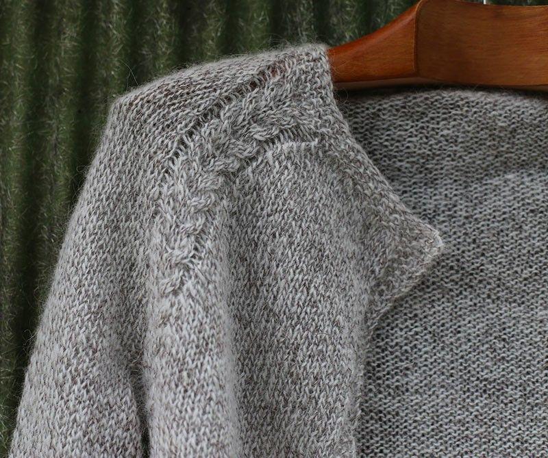 Hb 2 Cardigan Einrm Design Einrm Garn Sweater Pinterest