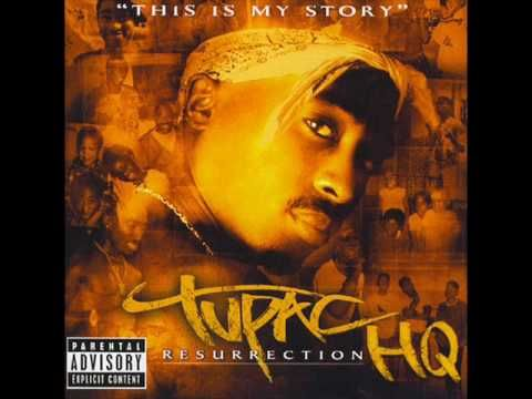 2Pac Resurrection - Ghost - YouTube