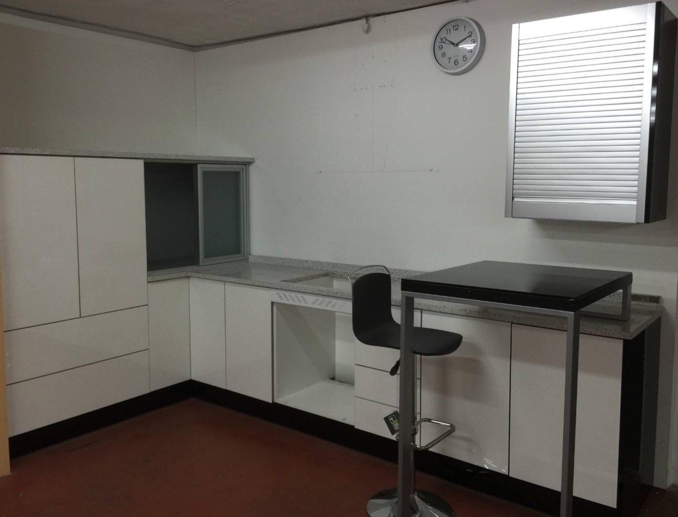 Megaliquidacion muebles de cocina luxe brillo blanco 799 for Cocinas solo muebles bajos