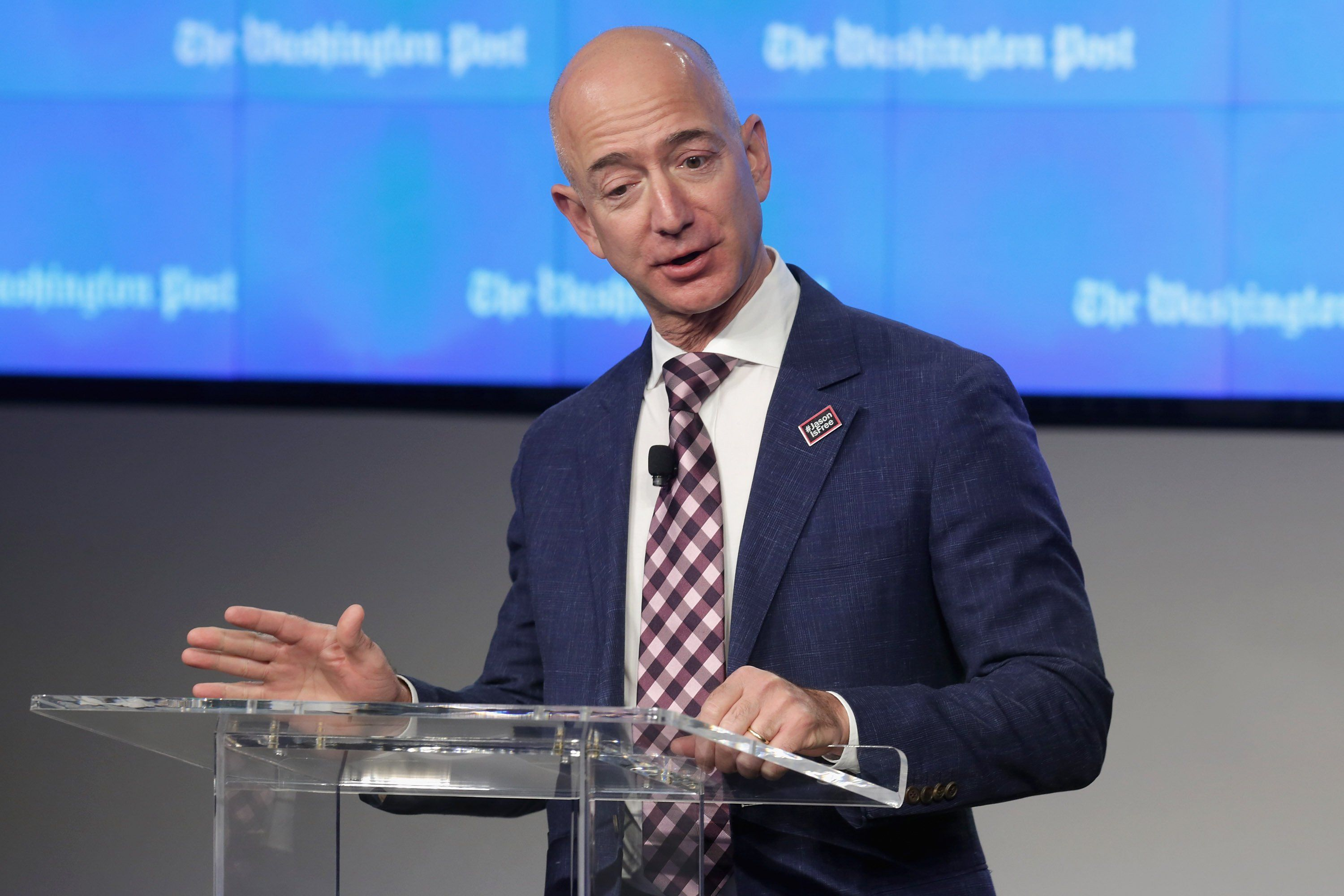 It Takes Jeff Bezos 26 Seconds to Make What One of His