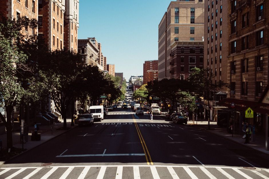 New free stock photo of city cars road   Download it on Pexels