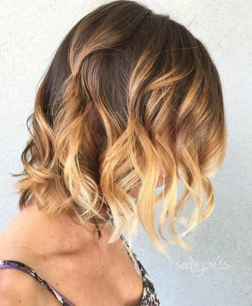 31 Cool Balayage Ideas For Short Hair Stayglam Balayage Hair Auburn Balayage Short Hair Styles