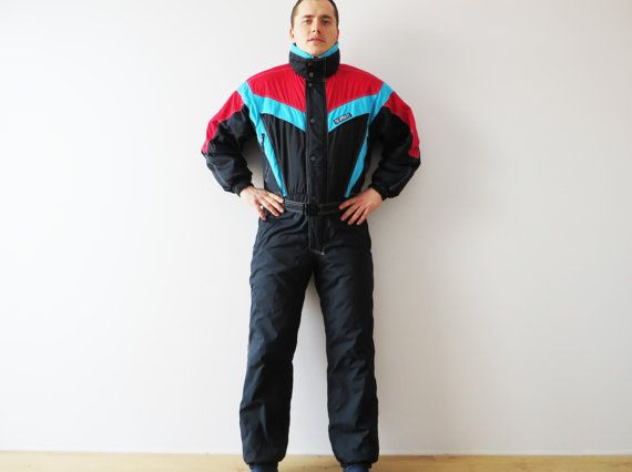 Ski Suits. Some fashion trends should really stay in the past. But there are some pretty awesome designs that deserve a revival. Our retro ski suits fall into the latter category - same thing with ugly Christmas sweaters for men and women. When you get a gander at these eye-popping designs, you'll agree.
