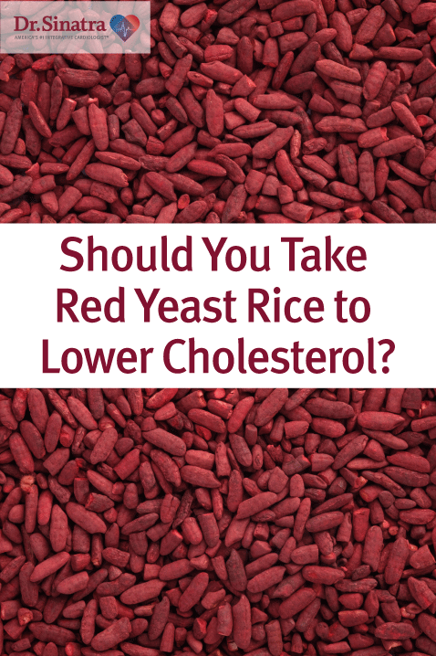 Should You Take Red Yeast Rice To Lower Cholesterol Lower Cholesterol Cholesterol Yeast