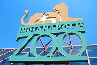The Indianapolis Zoo Now On West Washington Street Indianapolis Zoo Indianapolis Indiana Indiana Cities