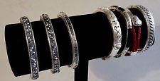 Unique Jewelry - LOT of Brighton Fashion Jewelry Bangle Bracelets Vintage Discontinued Vogue