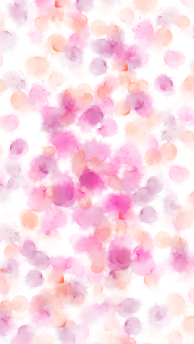 Chanel Watercolor Make Up Girly IPhone Wallpaper Home Screen PanPins