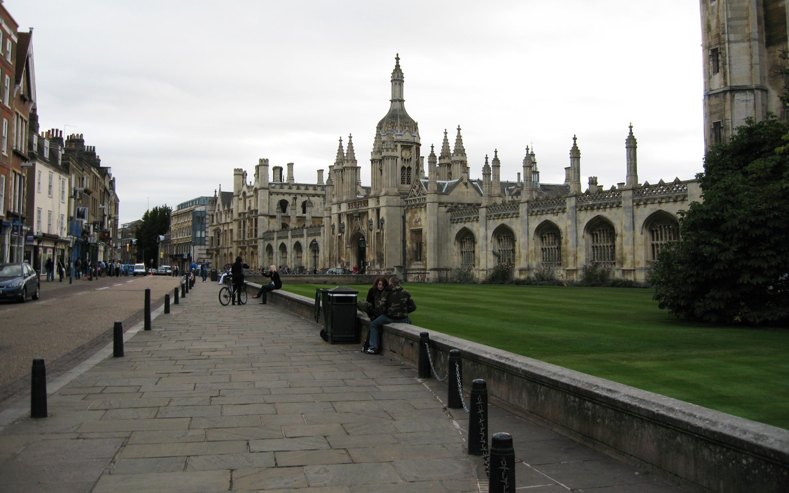 Kings Parad, Cambridge. I miss this place. Cannot wait to go back!