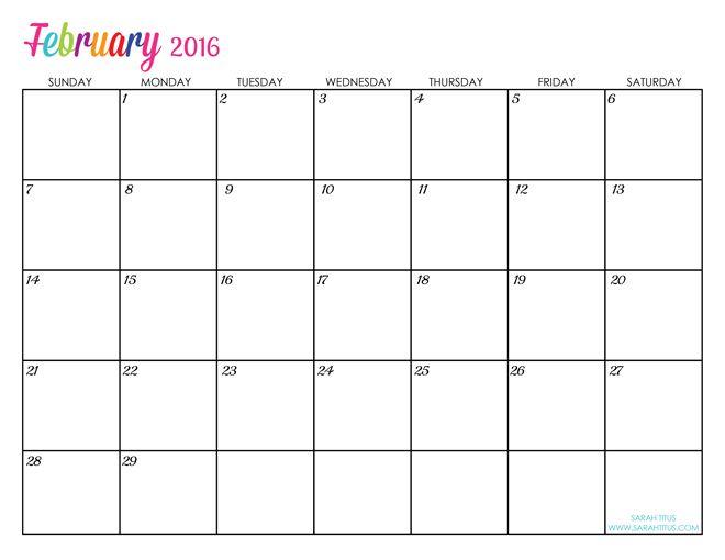 downloadable editable calendar