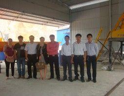 Dây chuyền sản xuất gạch không nung bê tông cốt liệu công ty Dưỡng Động Hải Phòng xem thêm tại http://huali.vn/blog/2014/04/21/du-an-cong-ty-tnhh-duong-dong-tai-hai-phong/