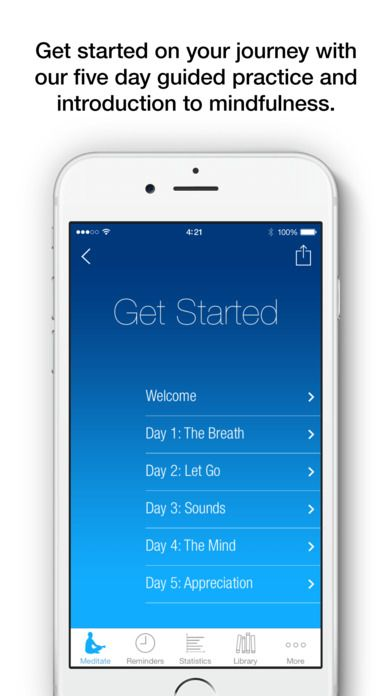 The Mindfulness App Meditation for Everyone by MindApps