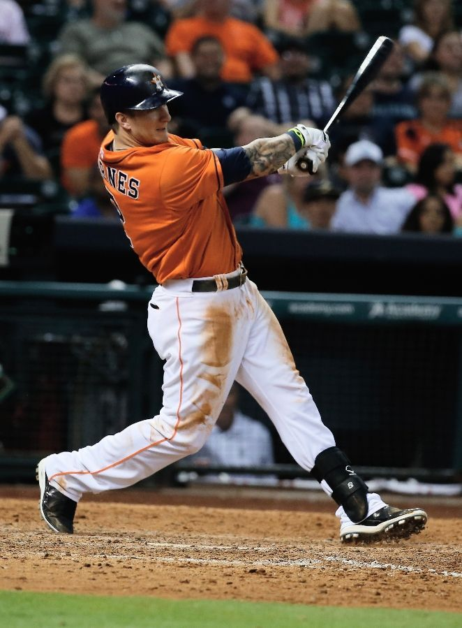 Brandon Barnes (With images)   Mlb american league ...