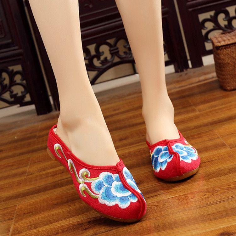 US 7-10 Women/'s Rhinestone Sandals Slippers Shoes Flat Heel Flip Flop Beach