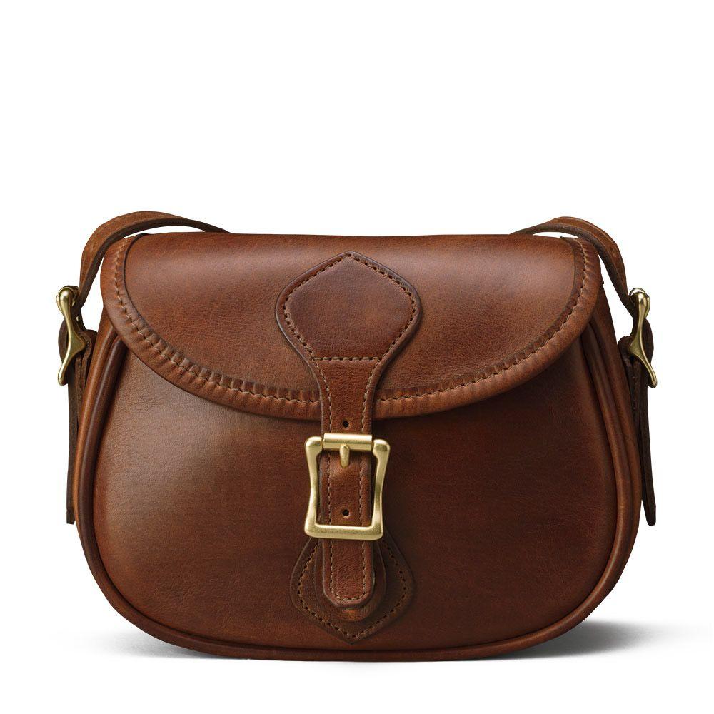 Legacy Handbag - Medium | Shoulder handbags, Brown leather and ...