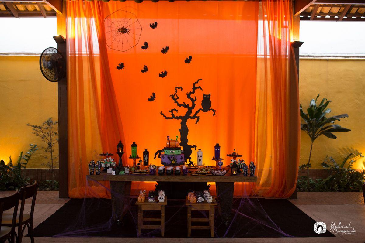 Decoracao De Festa Infantil Tema Halloween.Decoracao Tema De Festa Infantil Halloween All Hallows Eve Em