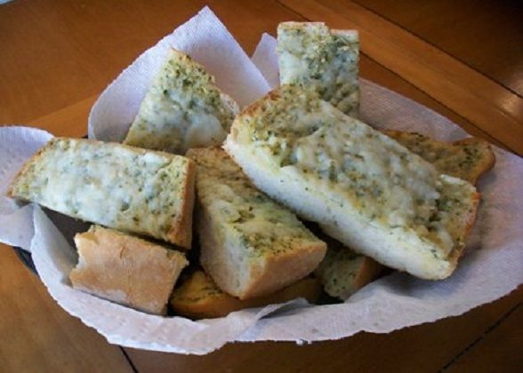 This cheesy garlic bread recipe is so simple to make and takes only minutes to prepare Serve this Easy Cheesy Garlic Bread alongside any pasta dish  Bea Nunez