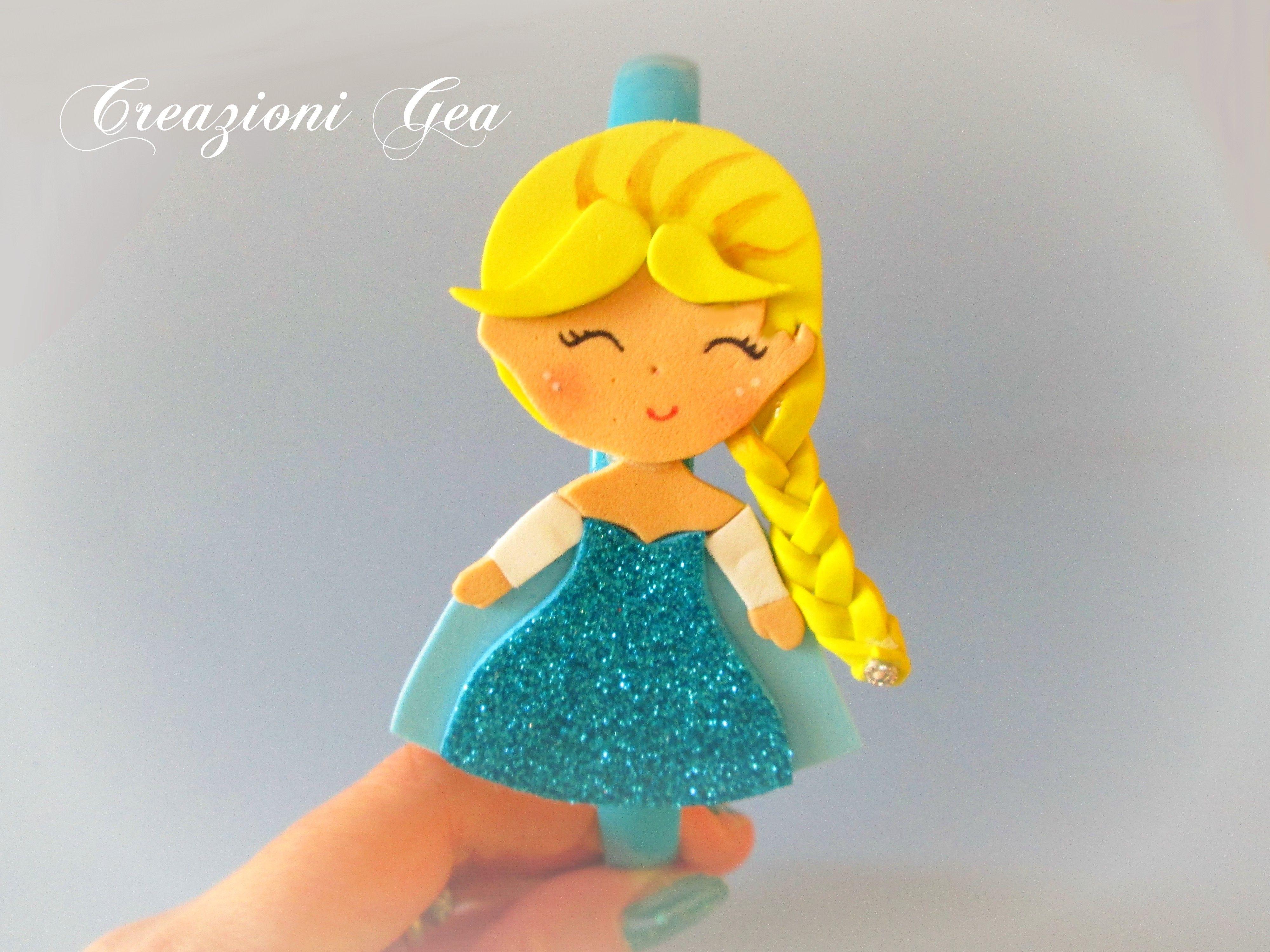 Raccogliere bambino stile popolare Cerchietto Frozen fatto a mano senza fustelle   Principesse ...