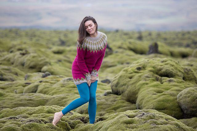 Ravelry: Kuacja's Astrid | icelandic wool / lopi | Pinterest ...