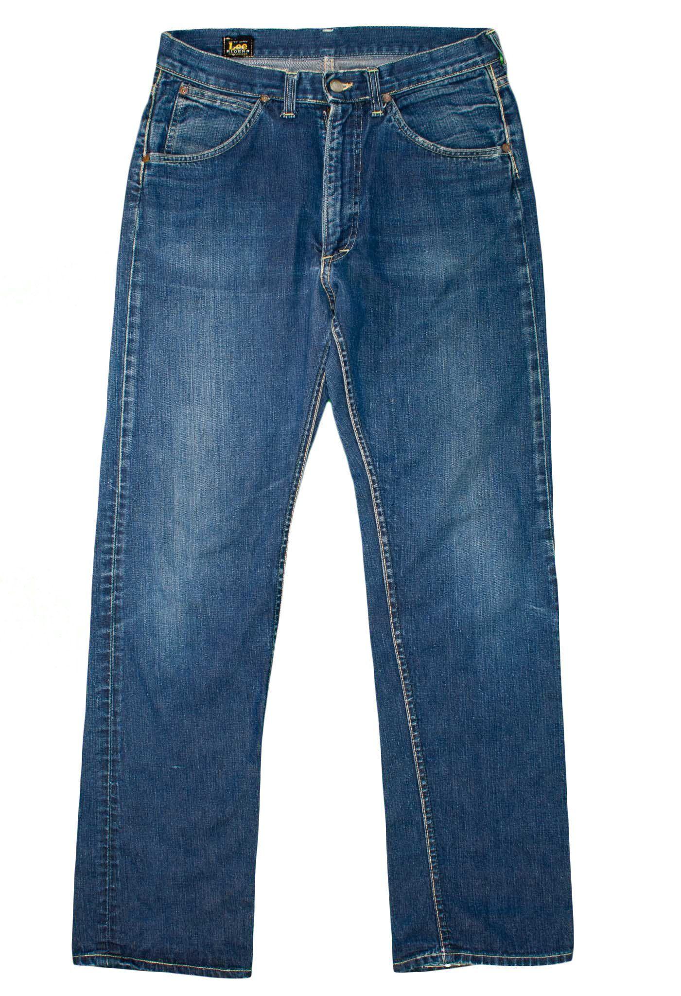 5fd2f1d9 Union Made Sanforized 101 Lee Riders Men's Jeans 30x32 Vintage Denim 101 –  itisvintage #1950s #50s #50sfashion #itisvintage #menswear #mensstyle ...