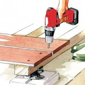 Monter une terrasse en bois sur un sol stable pinterest - Monter une terrasse en bois ...