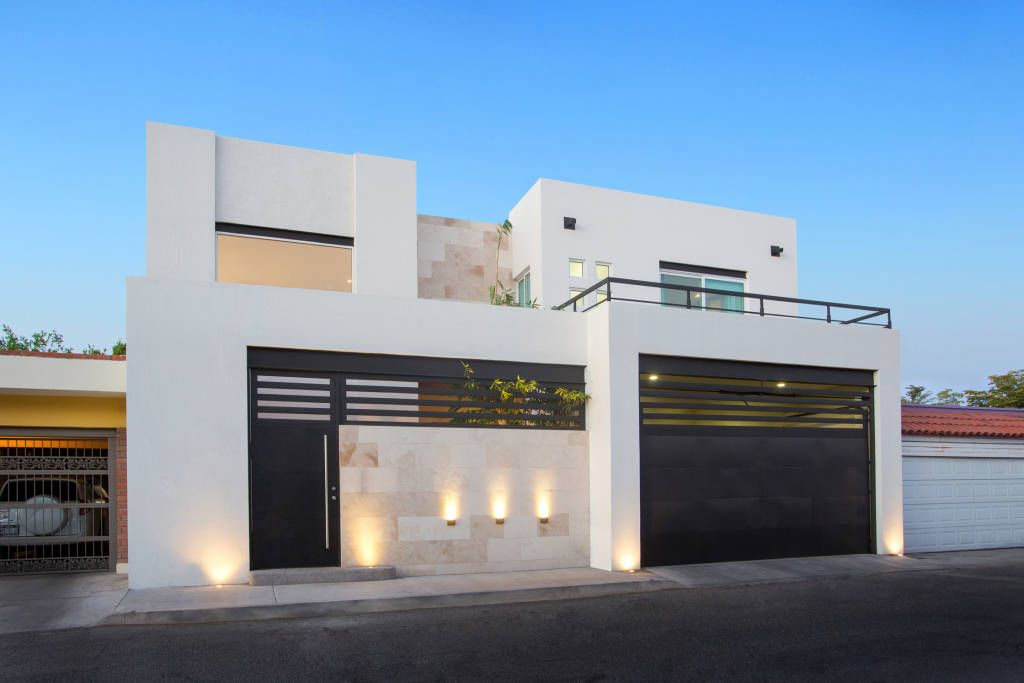 Ideas im genes y decoraci n de hogares architecture for Fachadas exteriores minimalistas