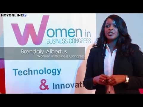 #HoyOnlineTV - Women in #Business Congress BCN 2015 - #YouTube