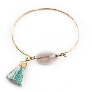 Bracelet coquillage- Bijoux plage 2017
