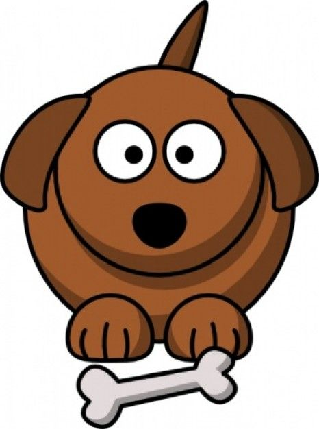 Pin By Angeles Asturias On Super Diy Dog Clip Art Cartoon Dog Cartoon Clip Art