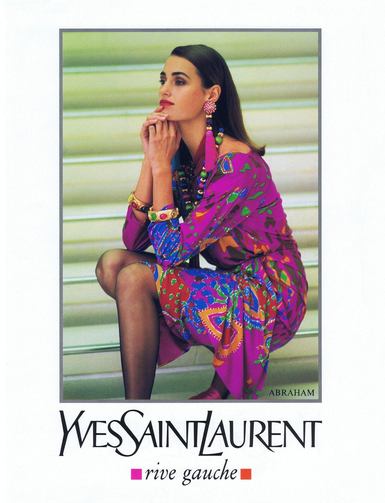 Yasmin Le Bon 1991Arthur Elgort