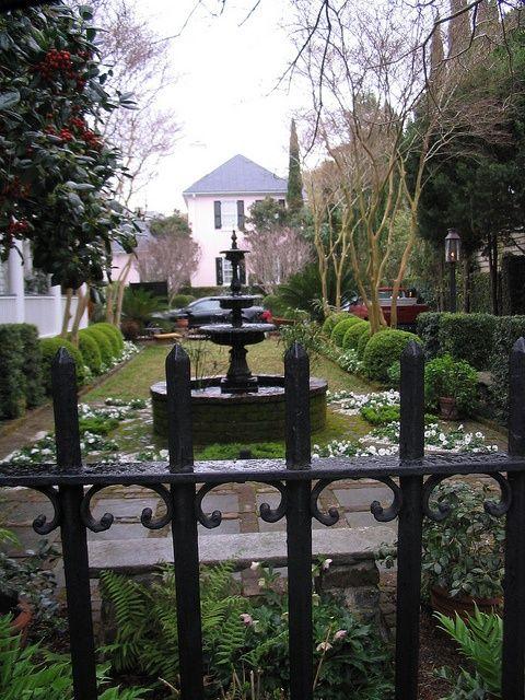 Enchanting Charleston South Carolina Gates And Door Ways Pinterest Charleston South