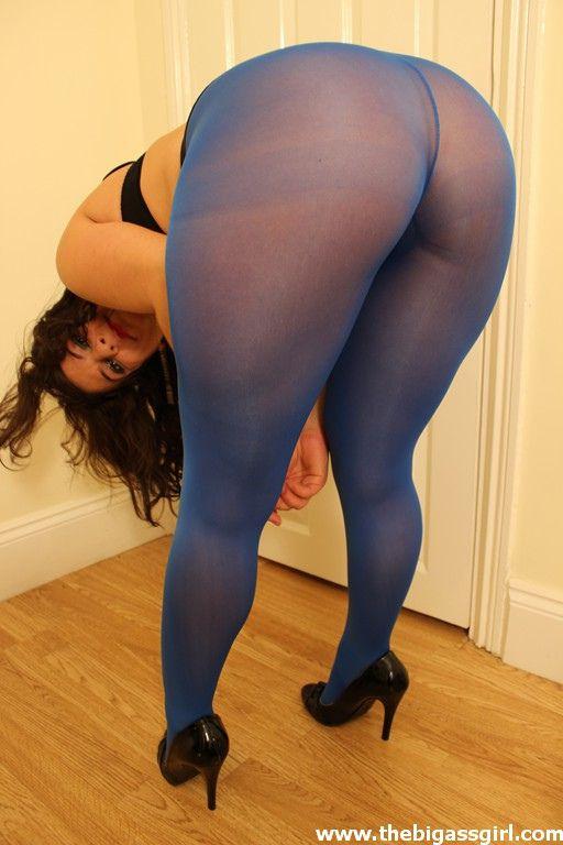 Good... bitch pantyhose big bottom