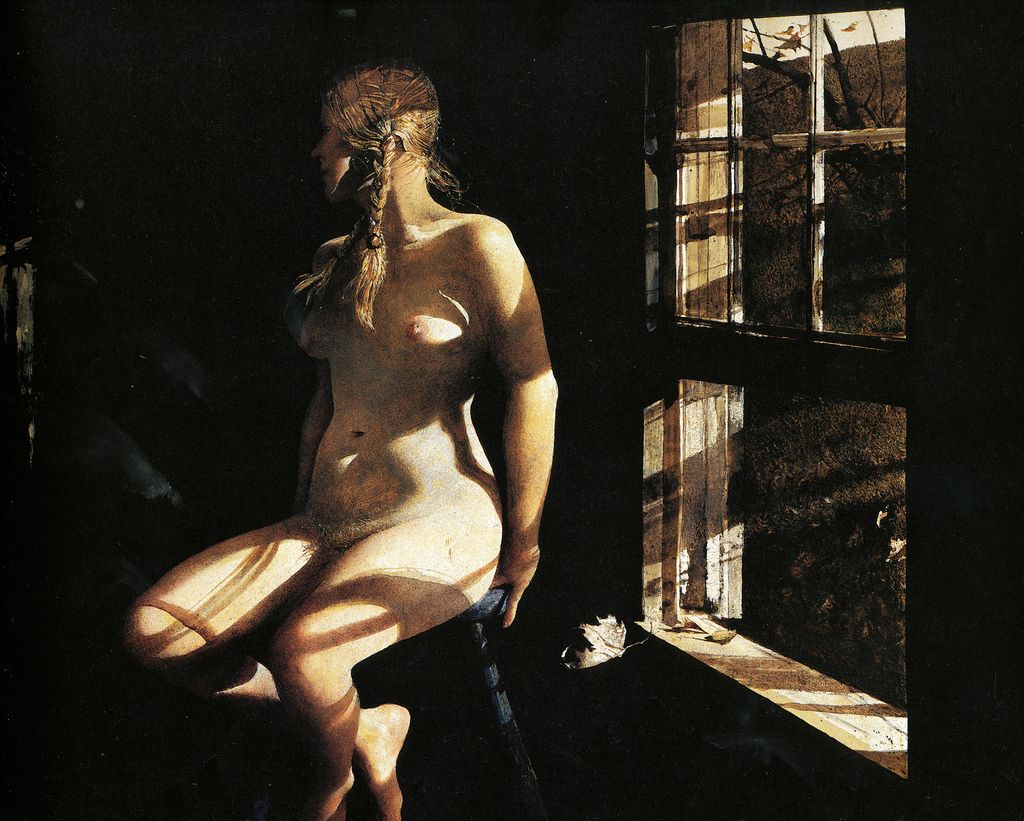 Andrew Wyeth (American realist painter) » Фото, рисунки