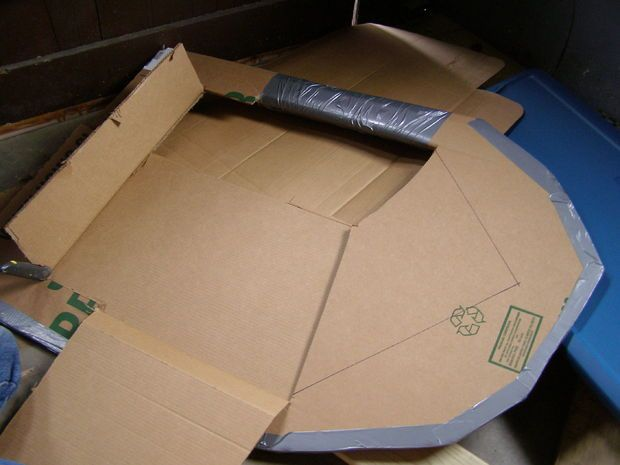 Make a Cardboard Boat | For The Kids | Pinterest | Boating, Vbs 2016 and Cardboard boxes
