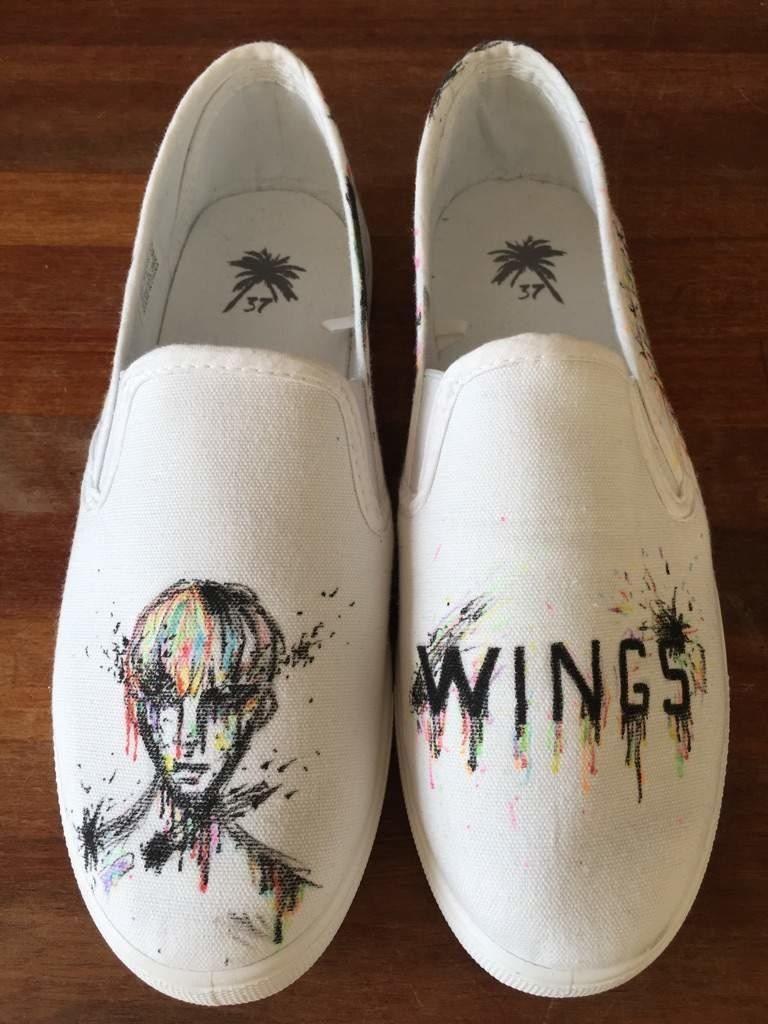Diy bts shoes armys amino best shoes ideas kpop