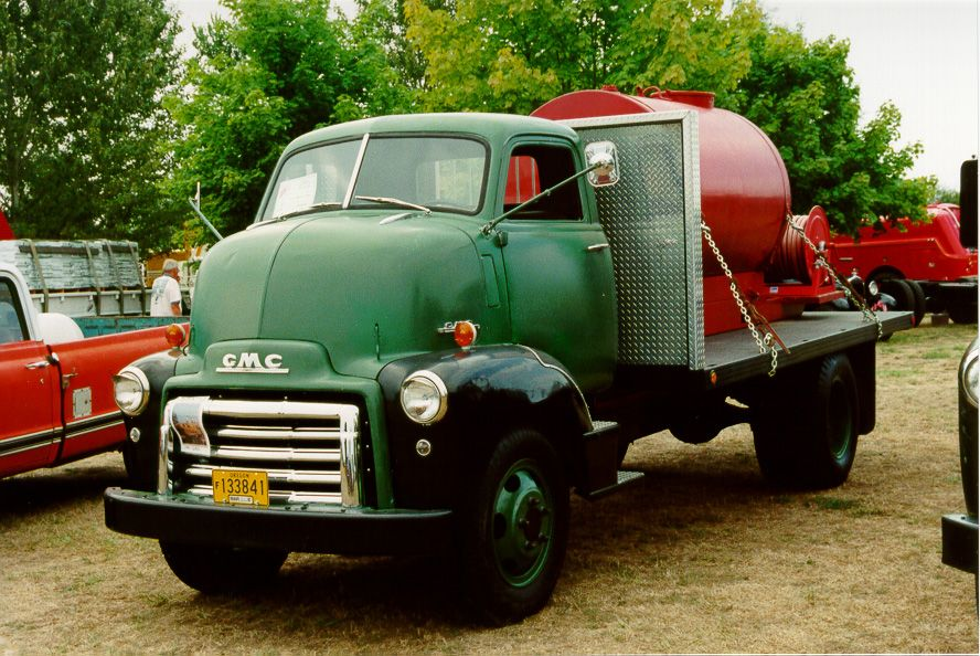 1951 Gmc Dump Truck You May Not Download Any Picture From This Web Site To Be Used On Gmc Trucks Dump Trucks