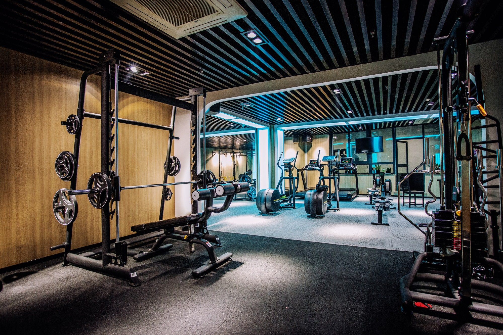The Beautiful Gym Gym Interior Gym Design Gym