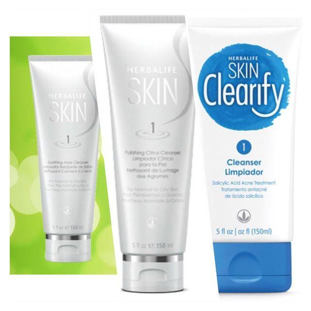 Welcome To Herbaskinlady S Blog Herbalife Skin Cleanser Skin Cleanser Products Cleanser Herbalife