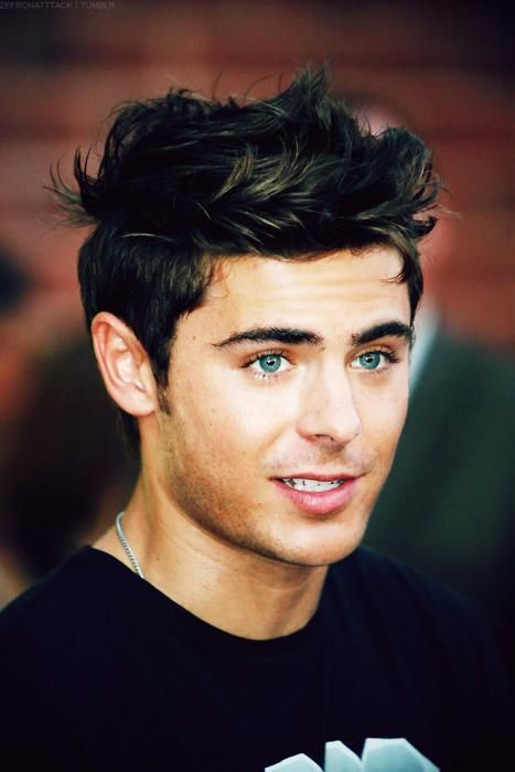 Actor Blue Eyes Brown Hair Cute Guys Zac Efron Zac Efron