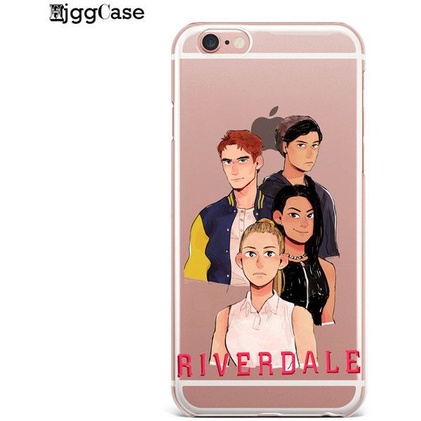 07b70fa8aa4 American TV Riverdale Phone Case For iPhone 6 7 Plus 5 5S 5C SE 6S ...