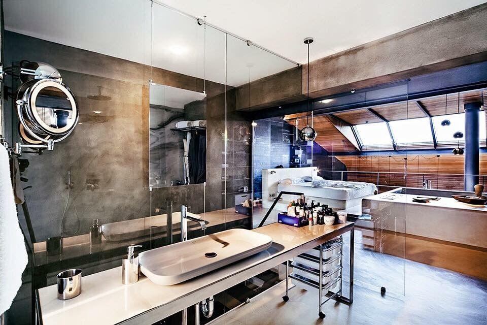 Sehr schön eingerichtetes Badezimmer | Very beautiful decorated bathroom