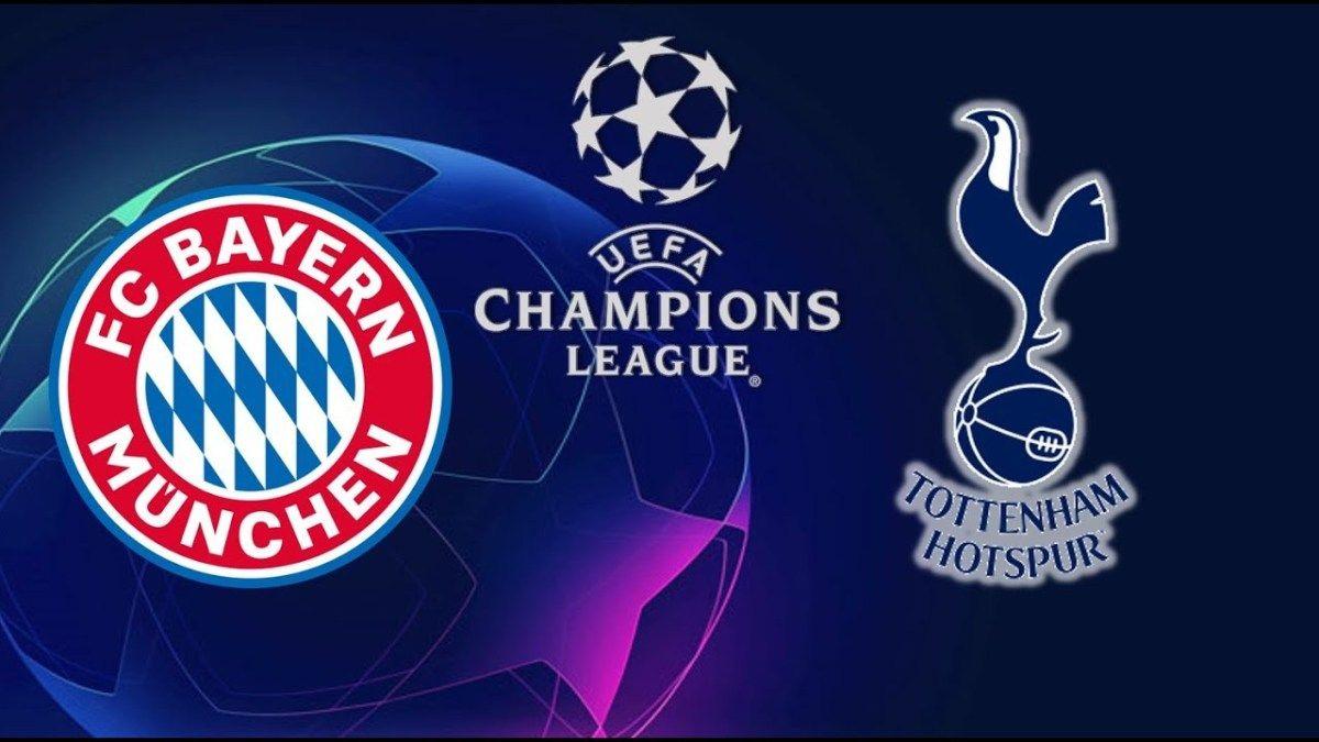Veja Como Assistir Ao Jogo Do Bayern De Munique X Tottenham Ao