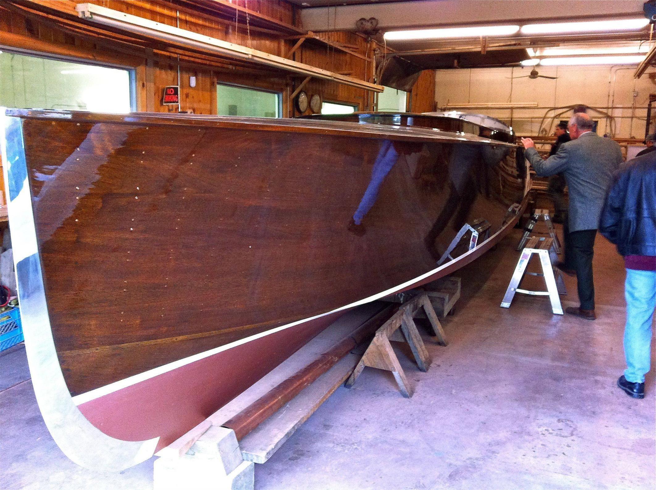 Wacheewe Wooden Boats Classic Boats Boat Building