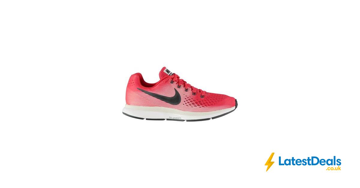 buy popular f977c cbbba HALF PRICE* Nike Air Zoom Pegasus 34 Mens Running Shoes ...